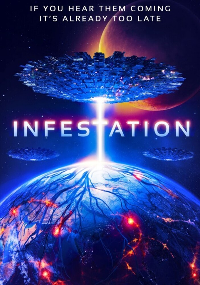 Infestation DVD - Infestation / (Ws)
