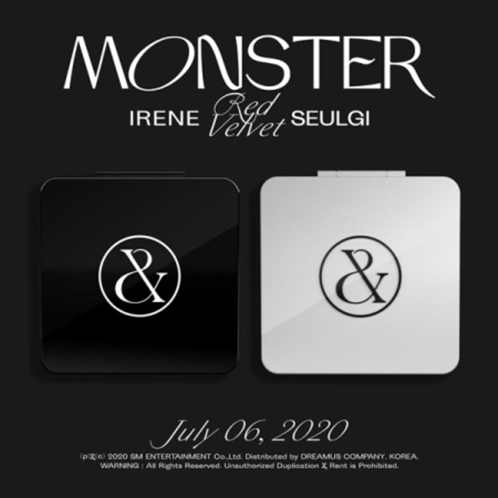 Red Velvet - Monster (Random Cover) (Pcrd) (Phob) (Phot) (Asia)