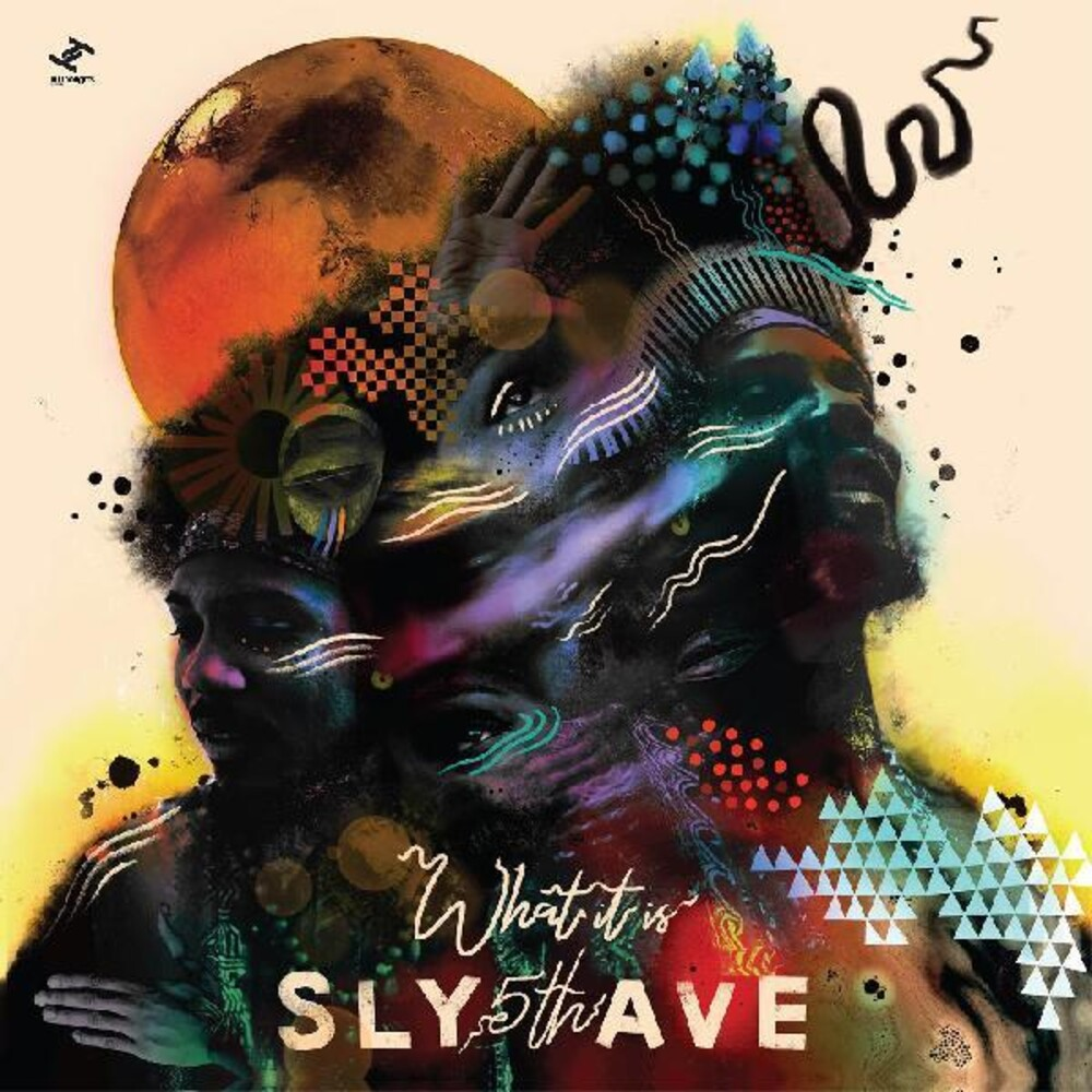 Sly5thave - What It Is [Digipak]