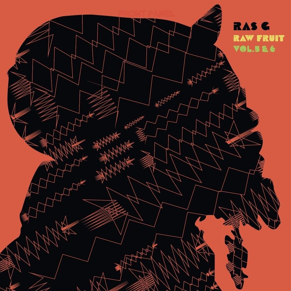 Ras G - Raw Fruit Vol. 5 & 6
