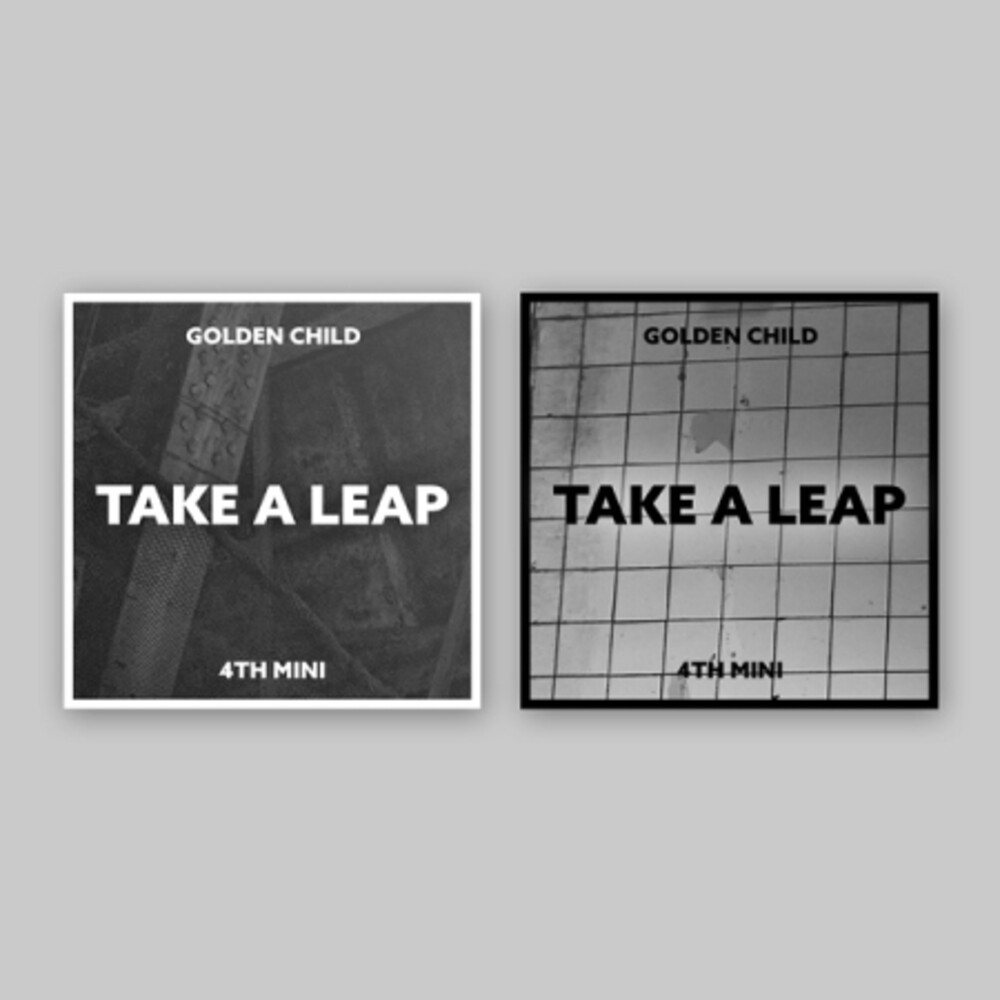 Golden Child - Take A Leap (Random Cover) (Stic) (Wb) (Phot)