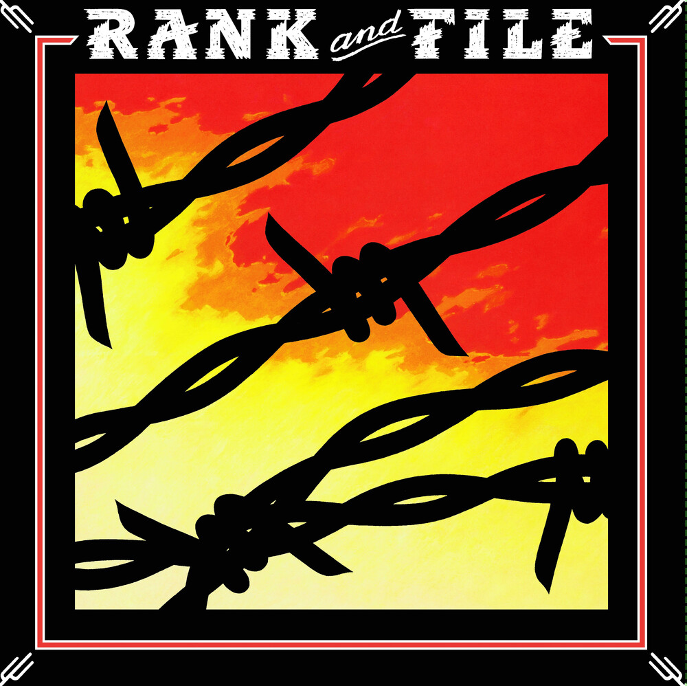 Rank & File - Sundown (Ofv) (Red)