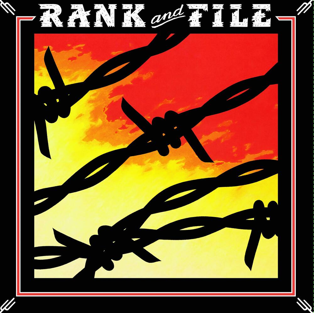Rank & File - Sundown (Ofv) (Red)
