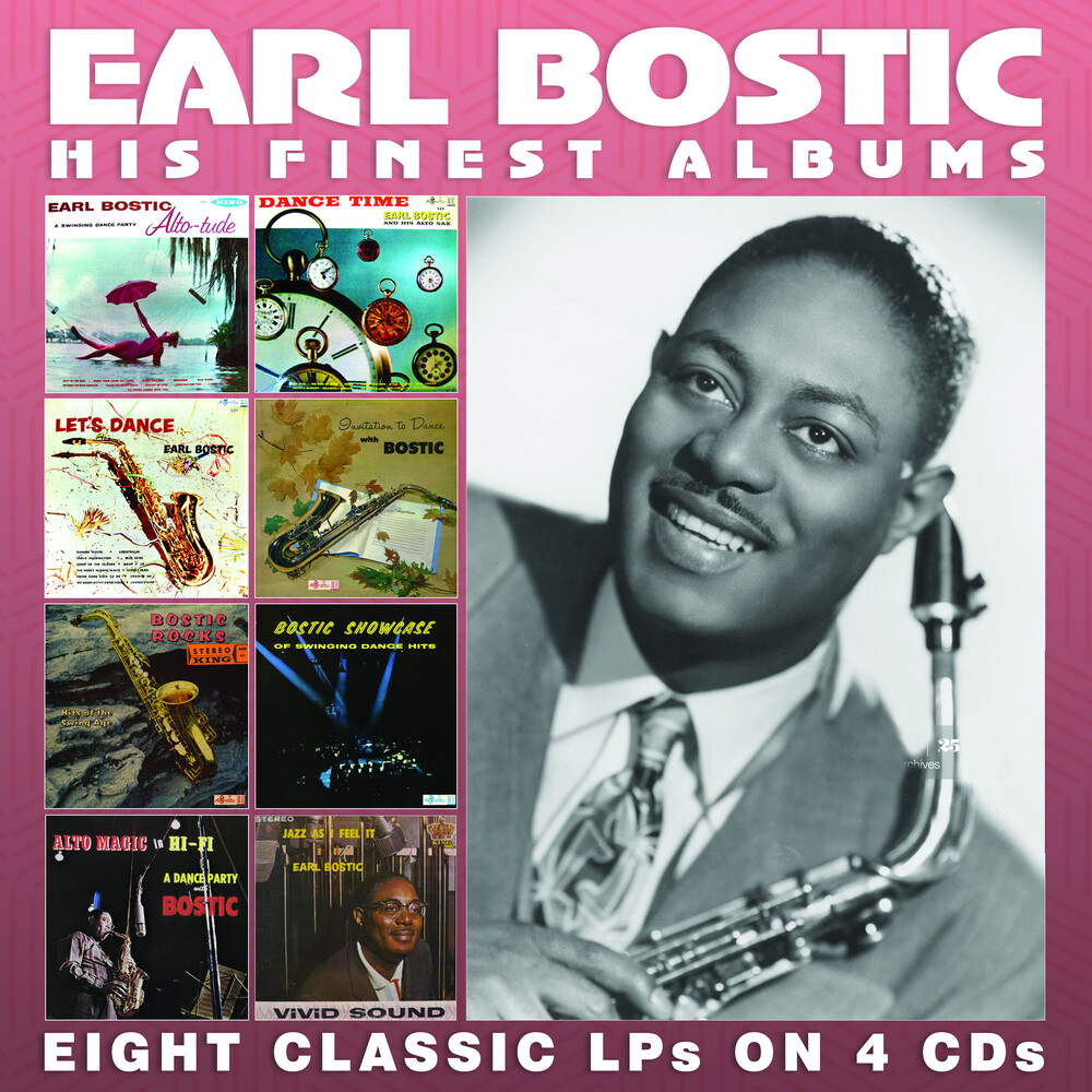 Earl Bostic - His Finest Albums
