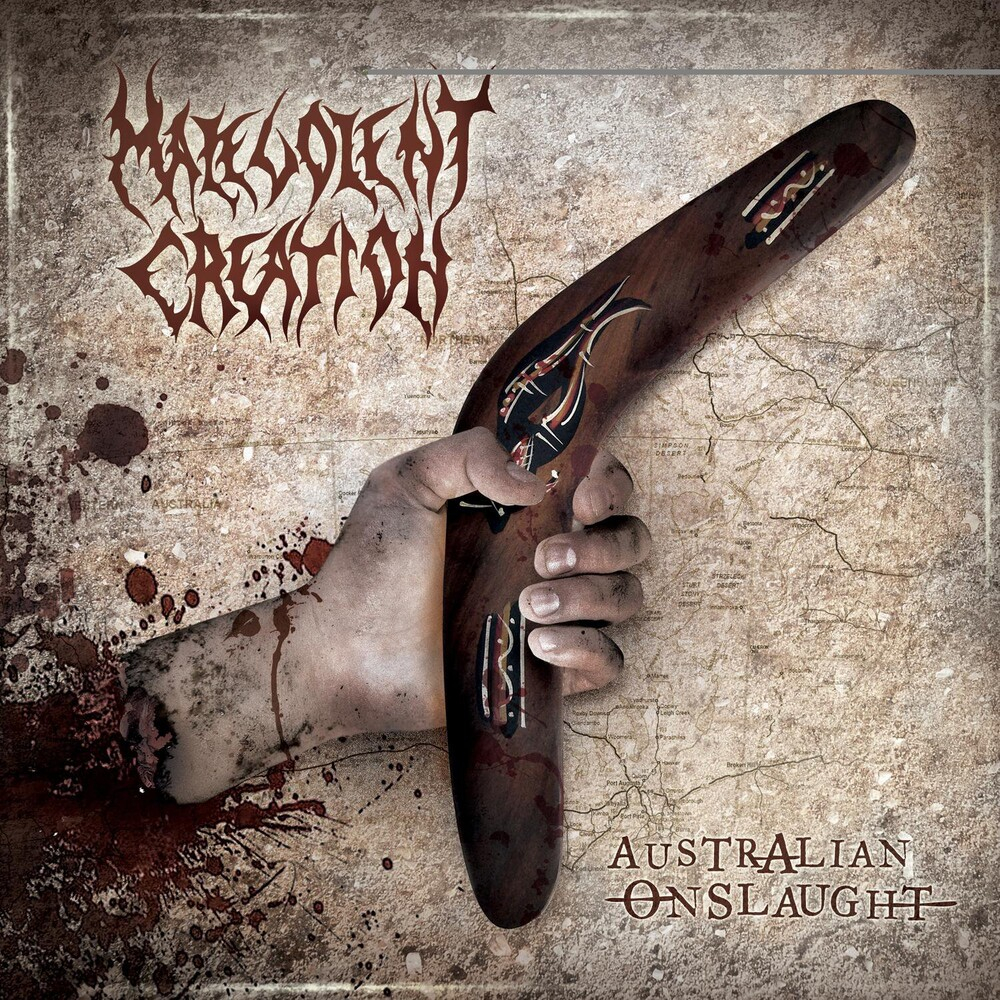 Malevolent Creation - Australian Onslaught [Limited Edition]