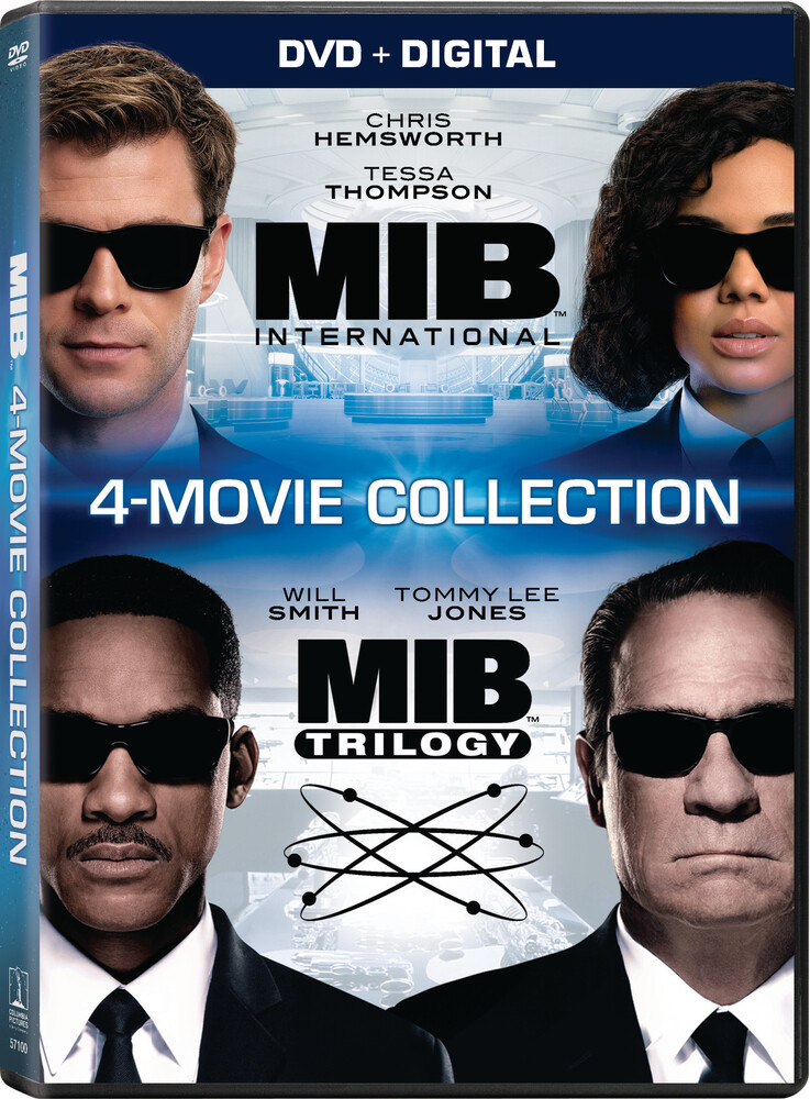 Men in Black / Men in Black 3 / Men in Black II - Men in Black: 4-Movie Collection