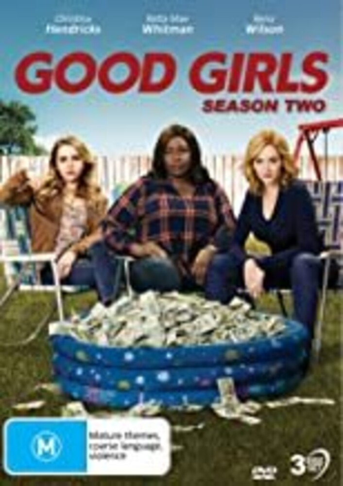 - Good Girls: Season 2 (3pc) / (Ntr0)