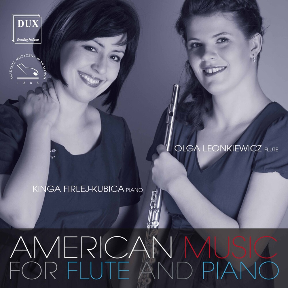 American Music Flute & Piano / Various - American Music Flute & Piano
