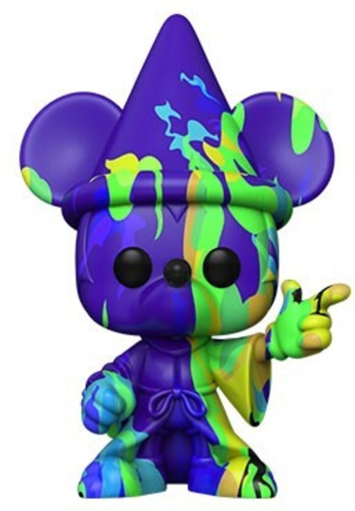 Funko Pop! Disney Artist Series: - FUNKO POP! DISNEY ARTIST SERIES: Fantasia 80th - Mickey #2