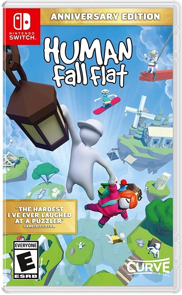 Swi Human: Fall Flat Anniversary Edition - Swi Human: Fall Flat Anniversary Edition