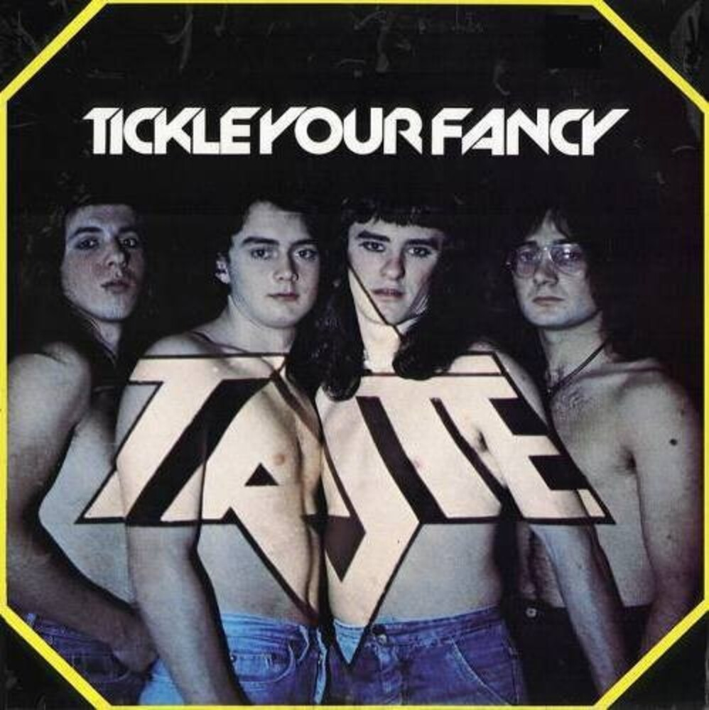 Taste - Tickle Your Fancy [Deluxe] (Auto) (Aus)
