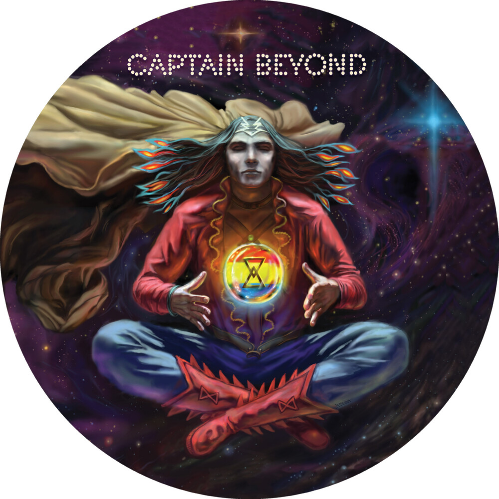 Captain Beyond - Lost & Found 1972-1973 (Picture Disc Vinyl) (Pict)