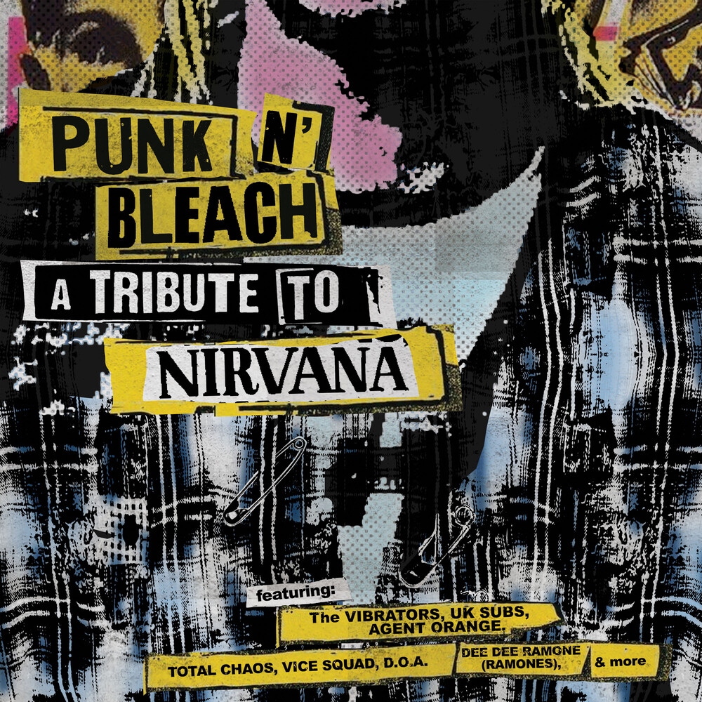 Punk N Bleach - A Punk Tribute To Nirvana / Var - Punk N' Bleach - A Punk Tribute To Nirvana / Various