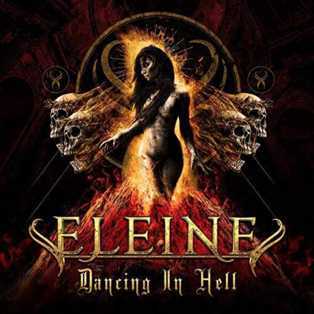 Eleine - Dancing In Hell (Black & White Cover) [Cassette]