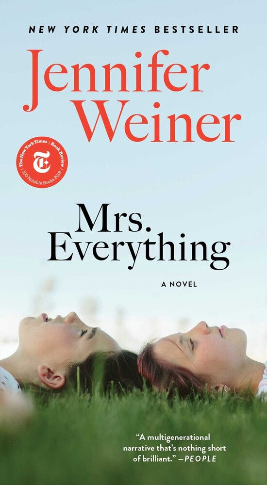 - Mrs. Everything: A Novel
