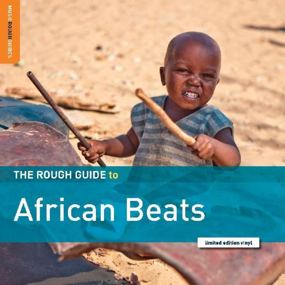 Rough Guide To African Beats / Various - Rough Guide To African Beats / Various