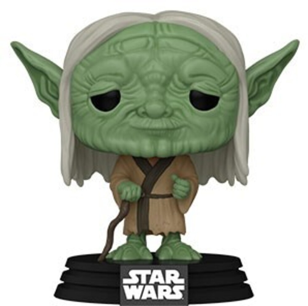 Funko Pop! Star Wars: - FUNKO POP! STAR WARS: Star Wars Concept- Yoda