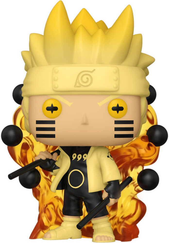 - FUNKO POP! ANIMATION: Naruto- Naruto Six Path Sage