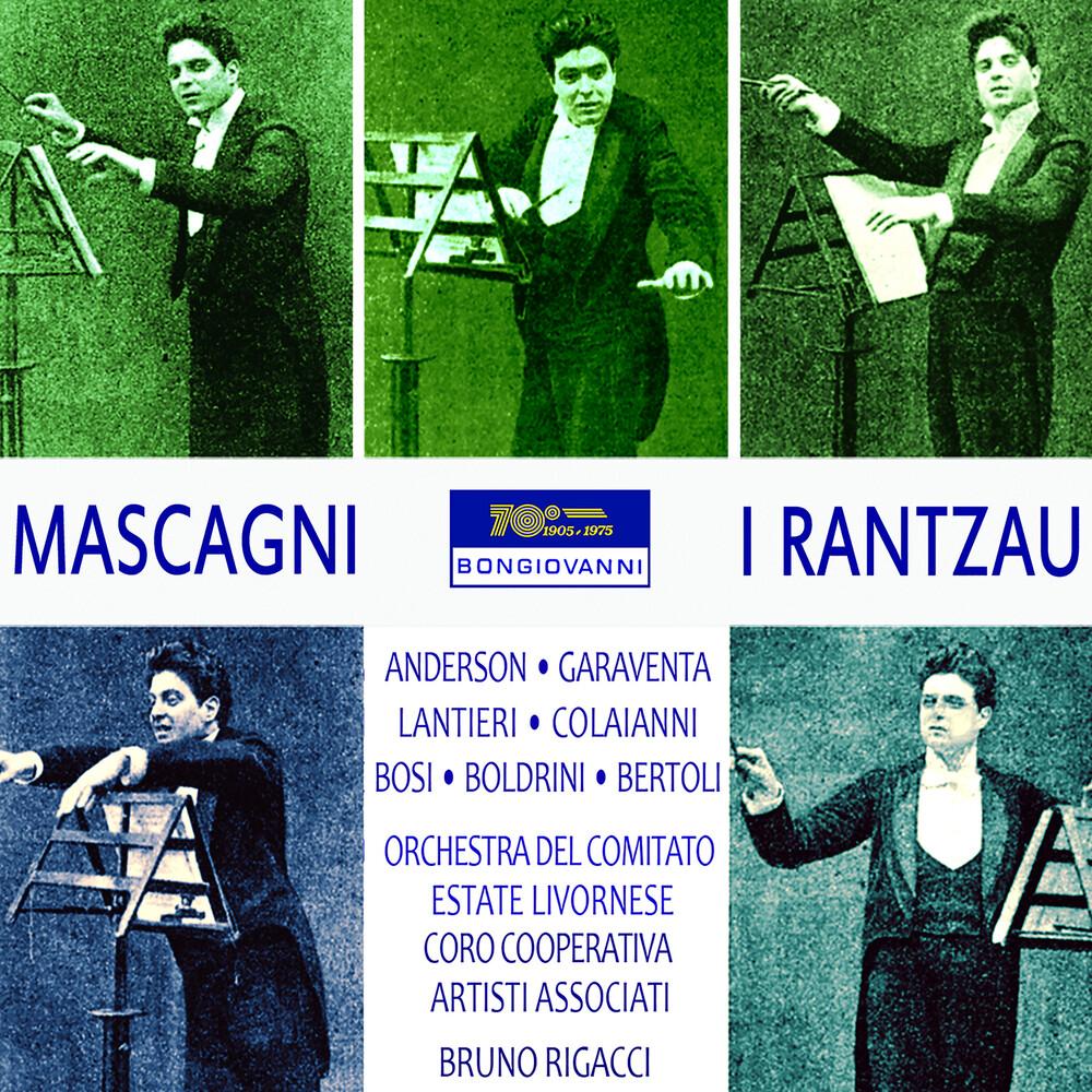 Mascagni - I Rantzau