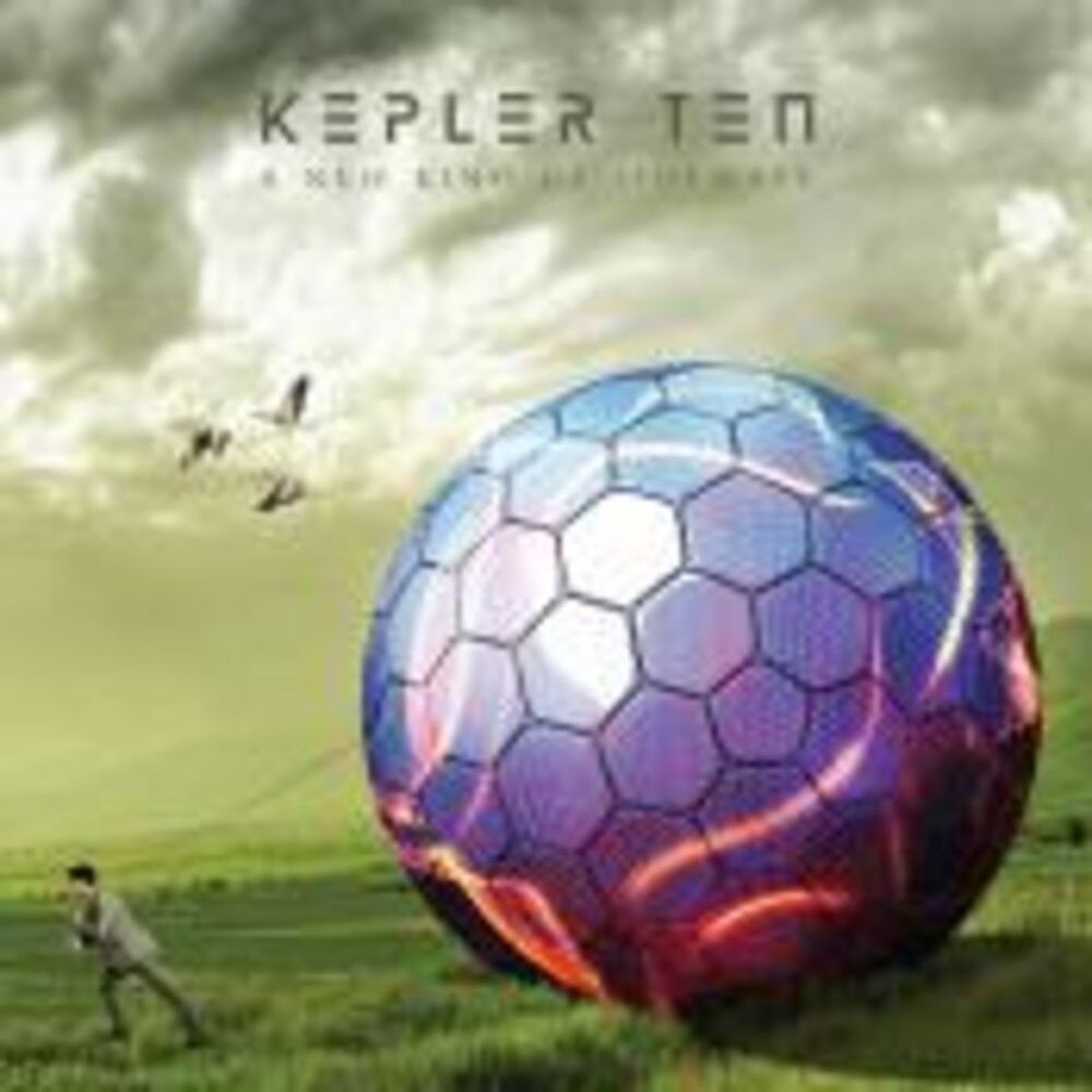 Kepler Ten - A New Kind Of Sideways [Import]