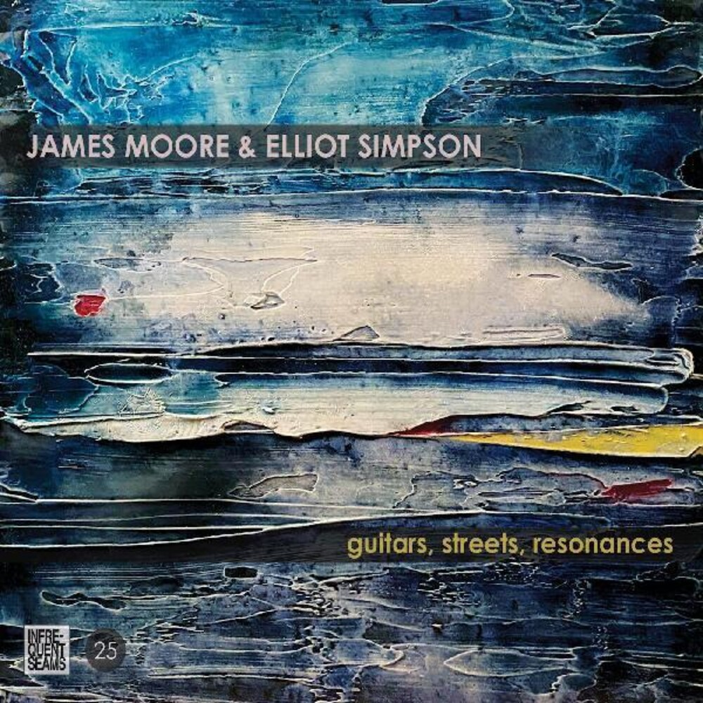 James Moore - Guitars Streets Resonances