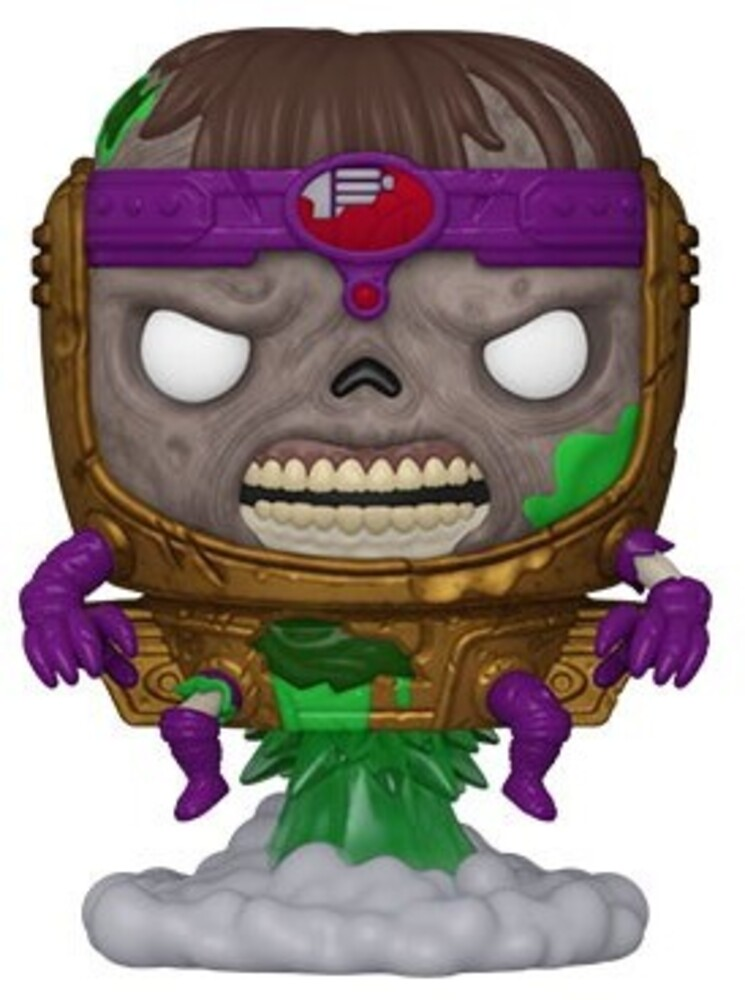 Funko Pop! Marvel: - FUNKO POP! MARVEL: Marvel Zombies- MODOK