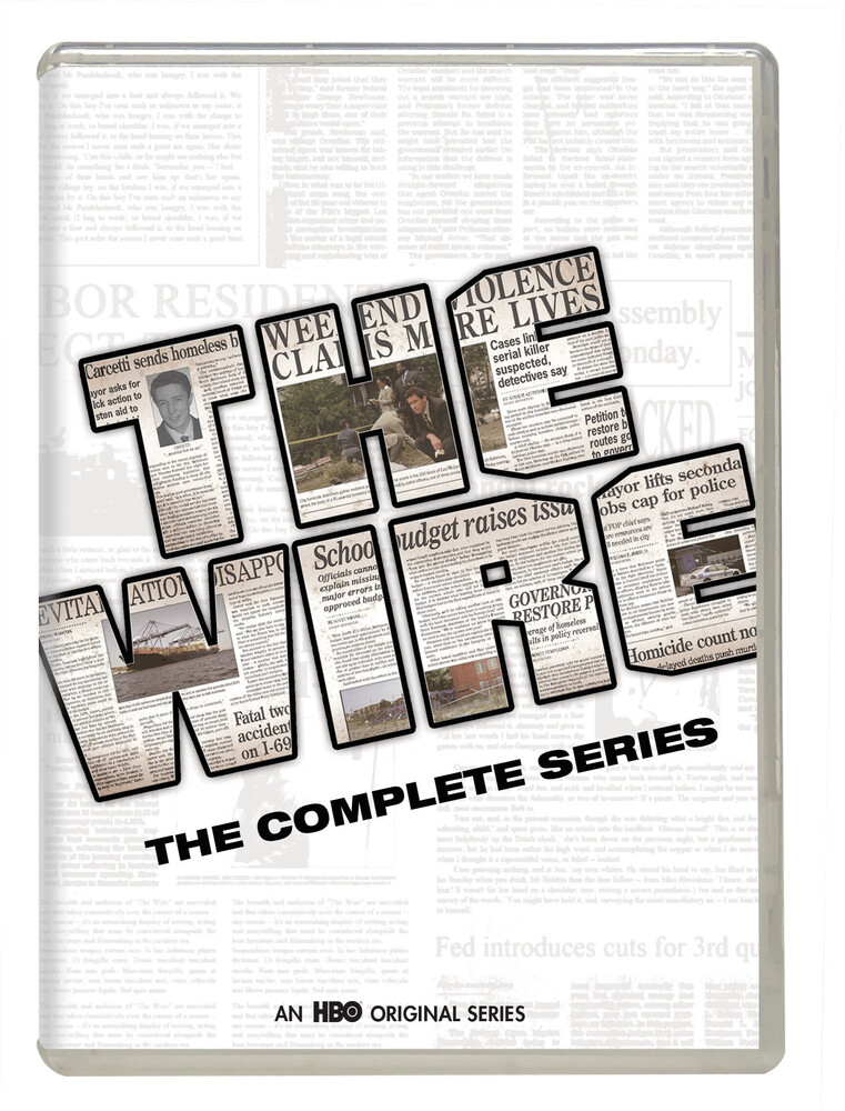 Jamie Hector - The Wire: The Complete Series