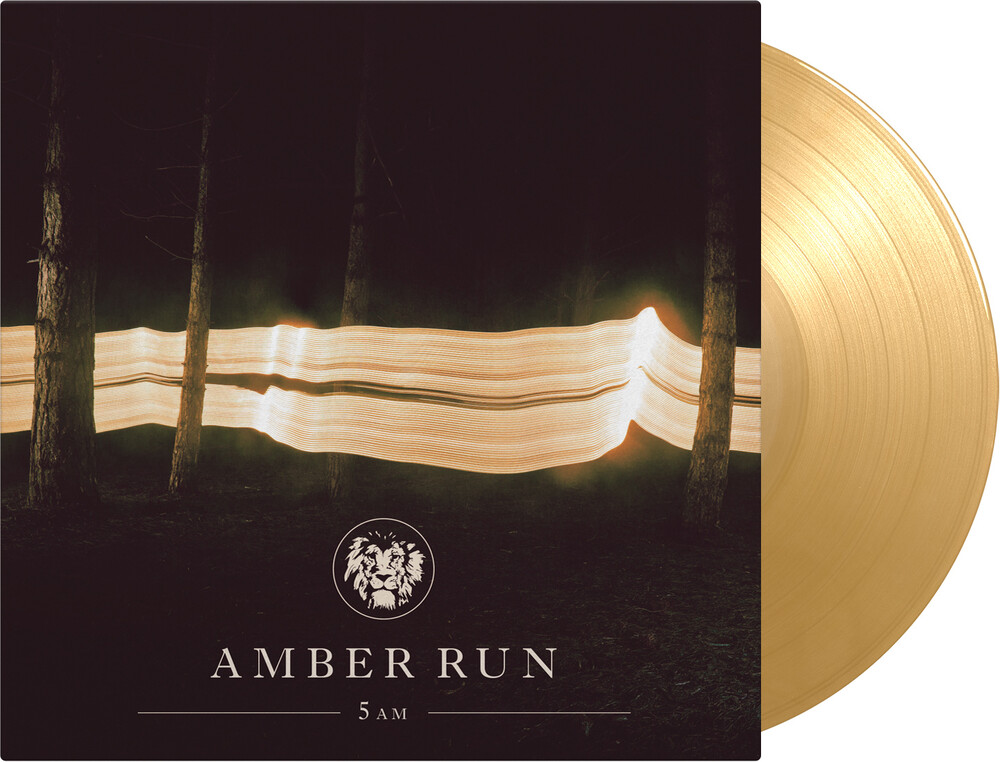 Amber Run - 5am (Gold & Amber Swirled) [Colored Vinyl] [Limited Edition] [180 Gram]