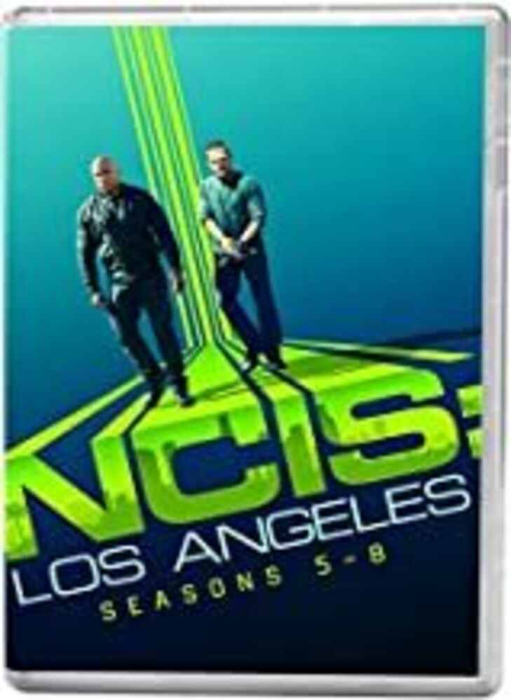 NCIS: Seasons 5-8 - NCIS: Naval Criminal Investigative Service: Seasons 5-8