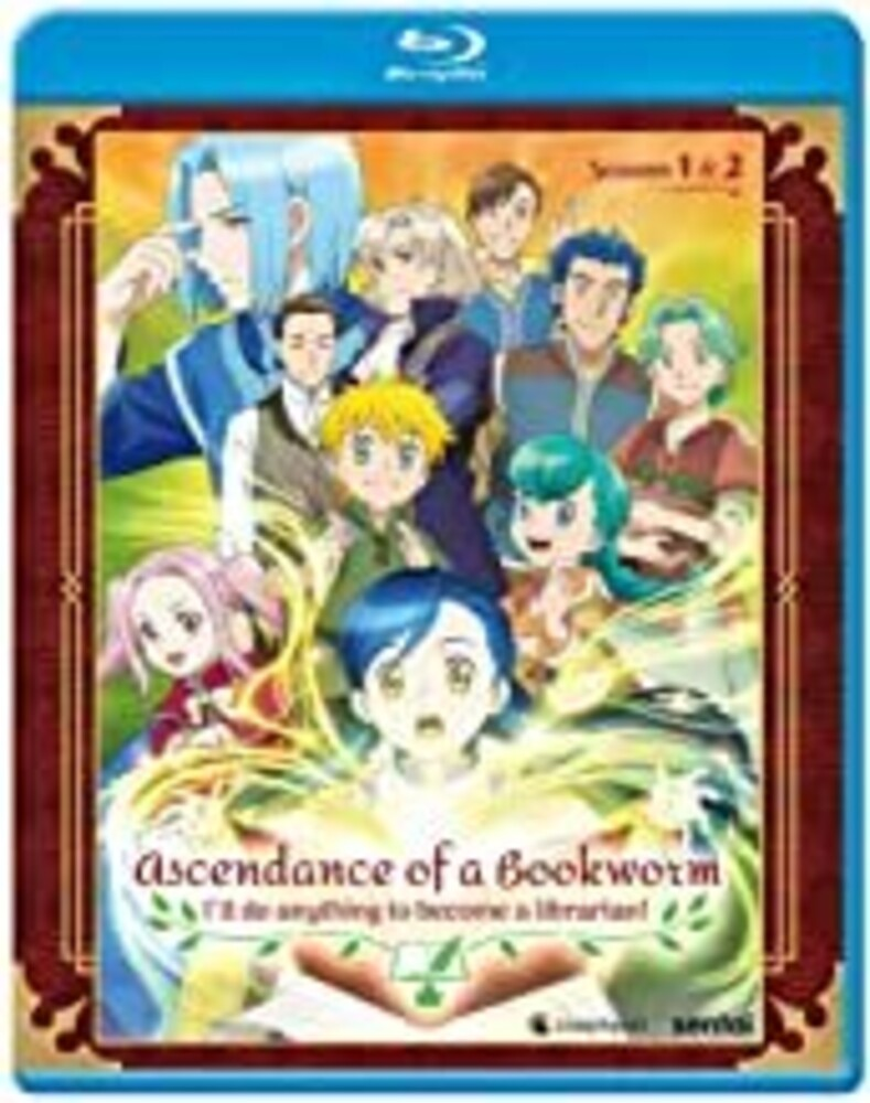 Ascendance of a Bookworm - Ascendance Of A Bookworm (3pc) / (Anam Sub)