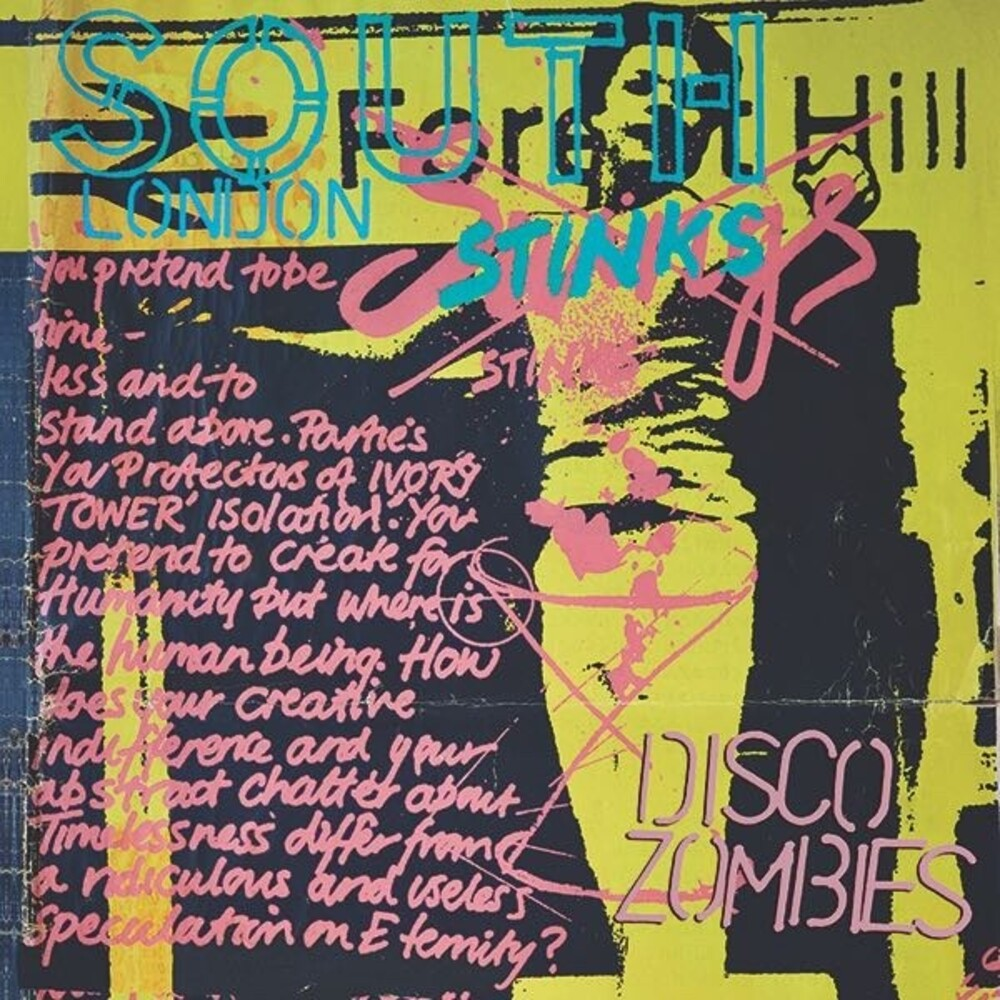 Disco Zombies - South London Stinks