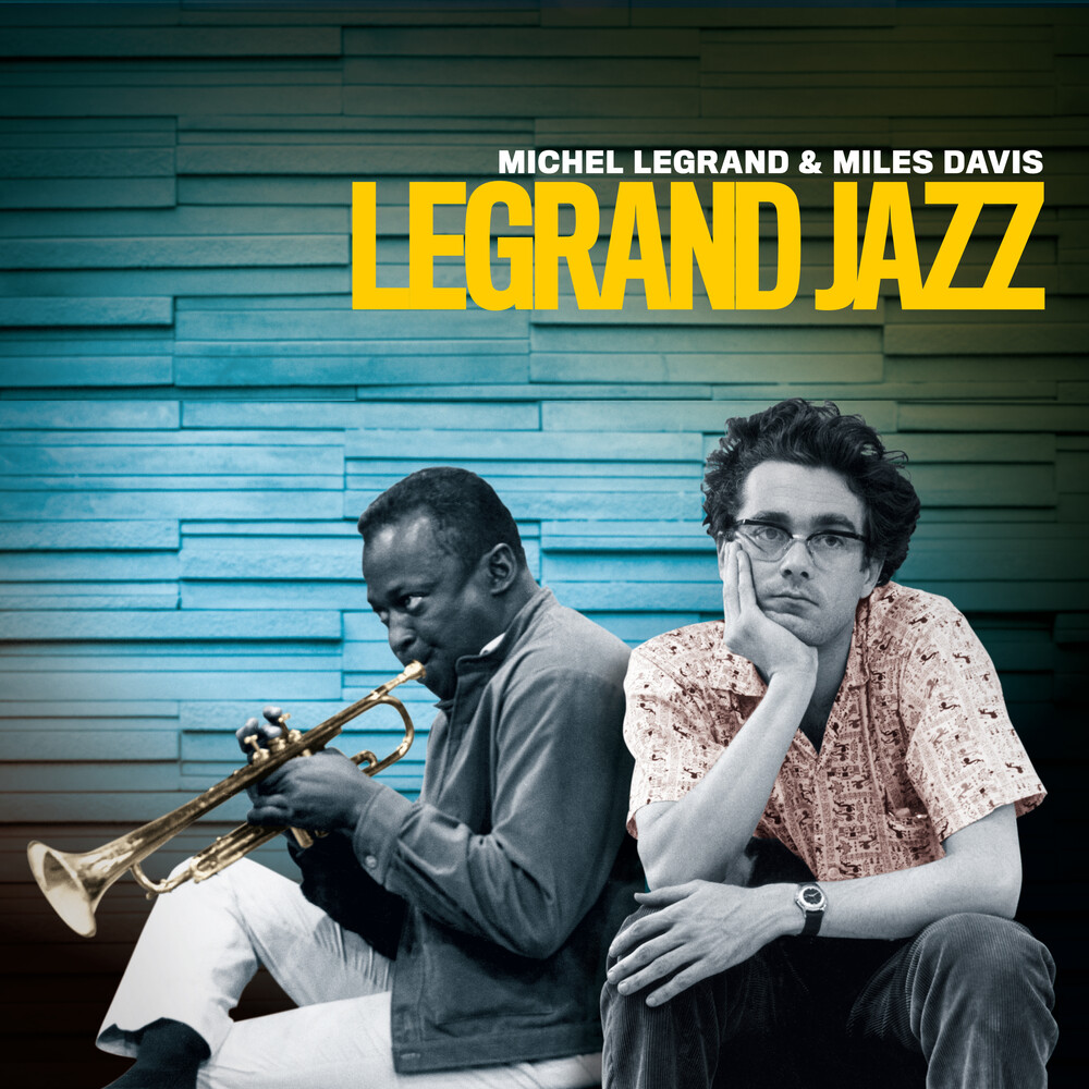 Michel Legrand - Legrand Jazz [180-Gram Colored Vinyl With Bonus Tracks]