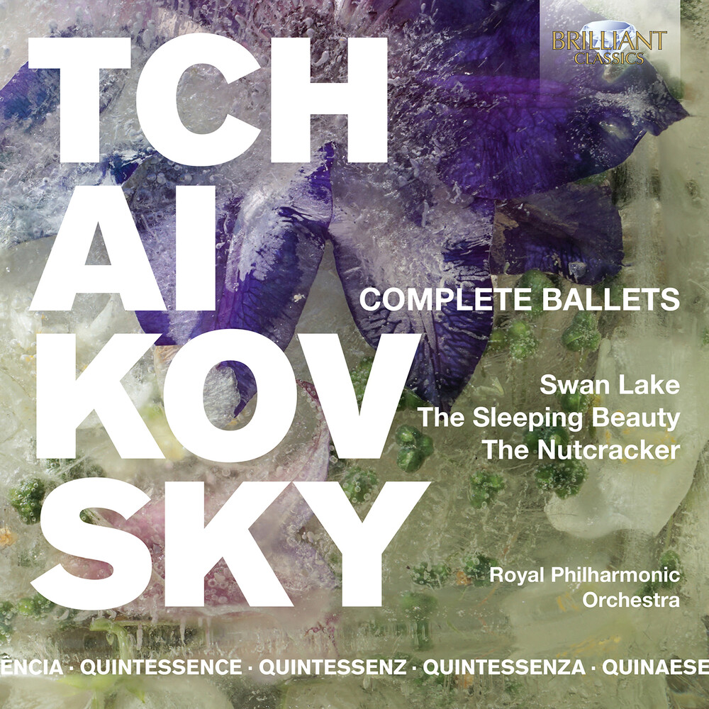 Tchaikovsky / Royal Philharmonic Orch / Maninov - Complete Ballets