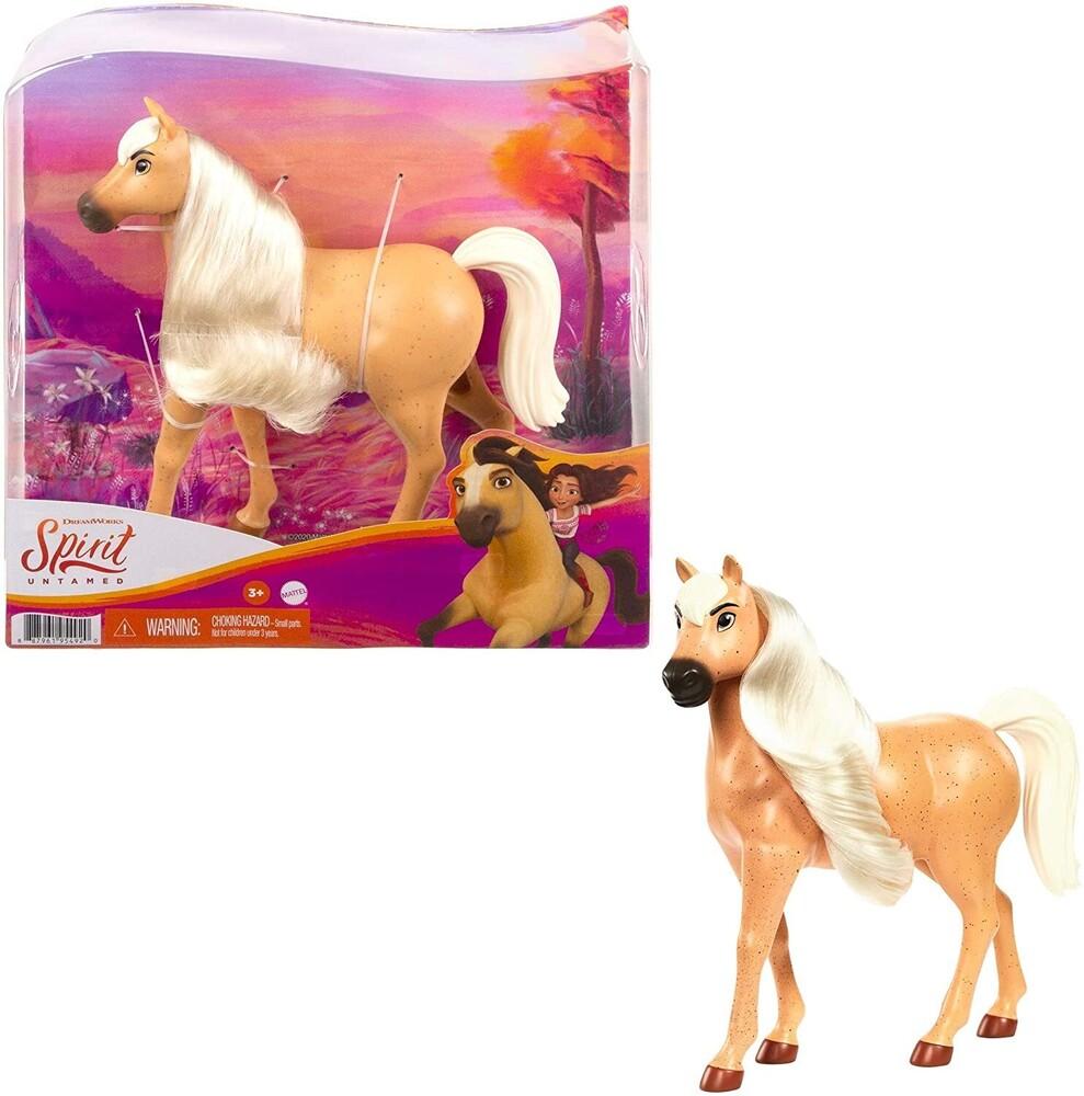 Spirit - Mattel - Spirit Horse Herd Brown Mustang Mare