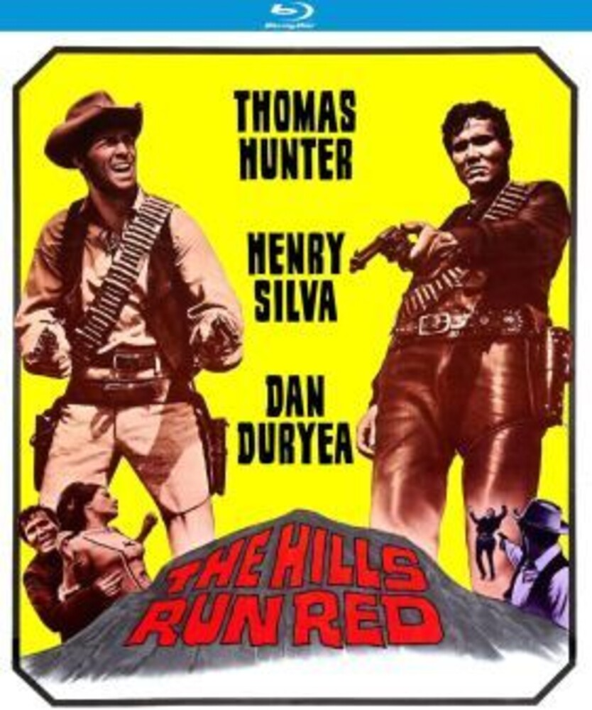 Hills Run Red (1966) - The Hills Run Red