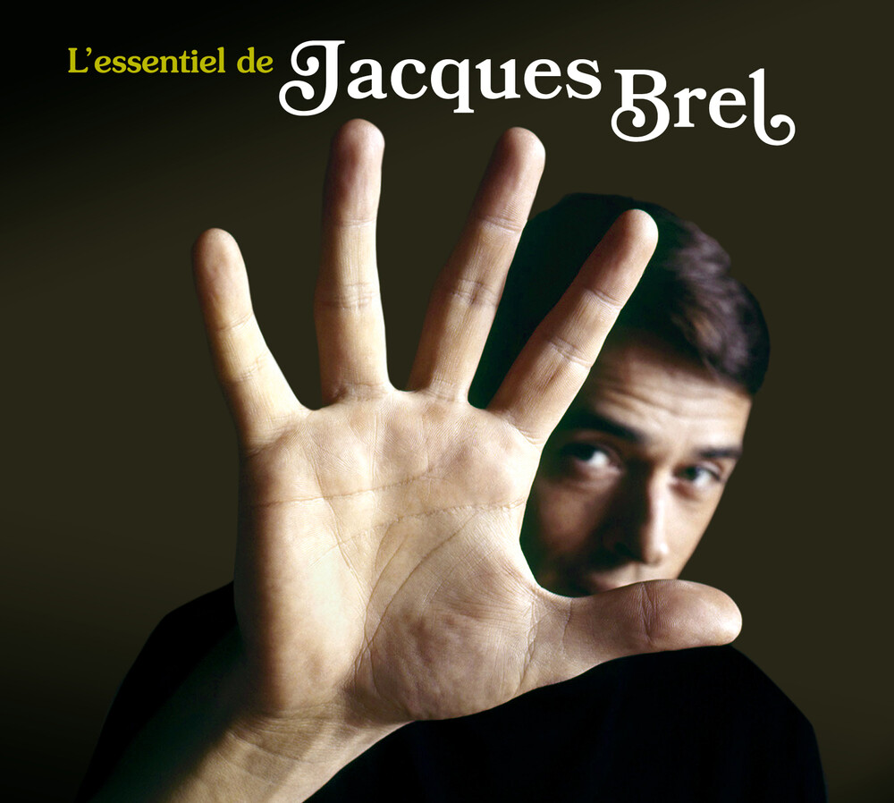 Jacques Brel - L'Essentiel De Jacques Brel [Digipak]
