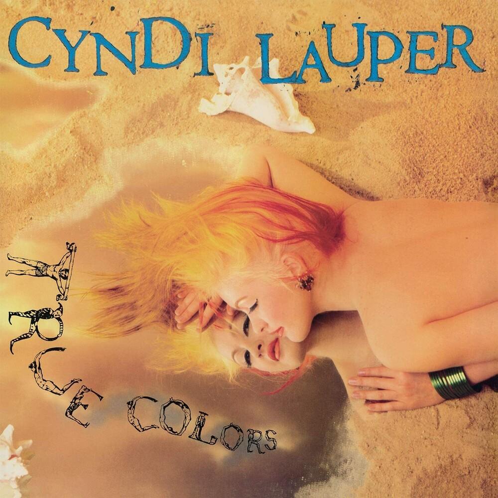 Cyndi Lauper - True Colors (Blk) [180 Gram] (Hol)