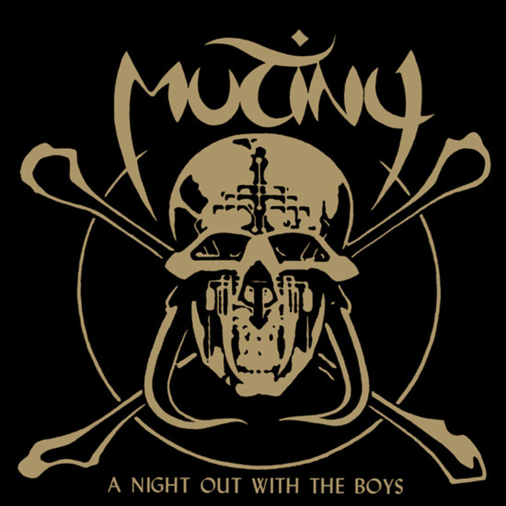 Mutiny - A Night Out With The Boys (Clear Vinyl)