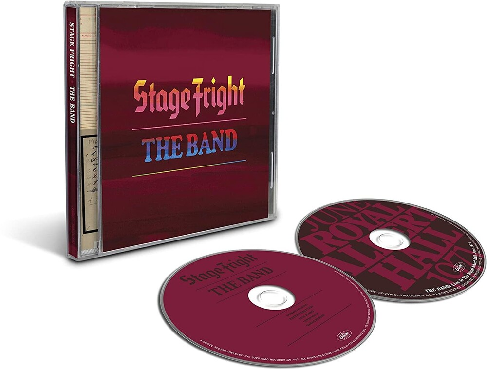 Band - Stage Fright - 50th Anniversary (Aniv)