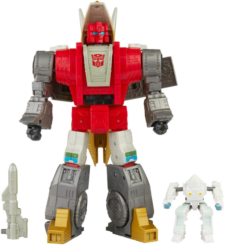 Tra Gen Studio Series Ldr 86 Slag N Dani - Hasbro Collectibles - Transformers Generations Studio Series Leader 86Slag N Dani