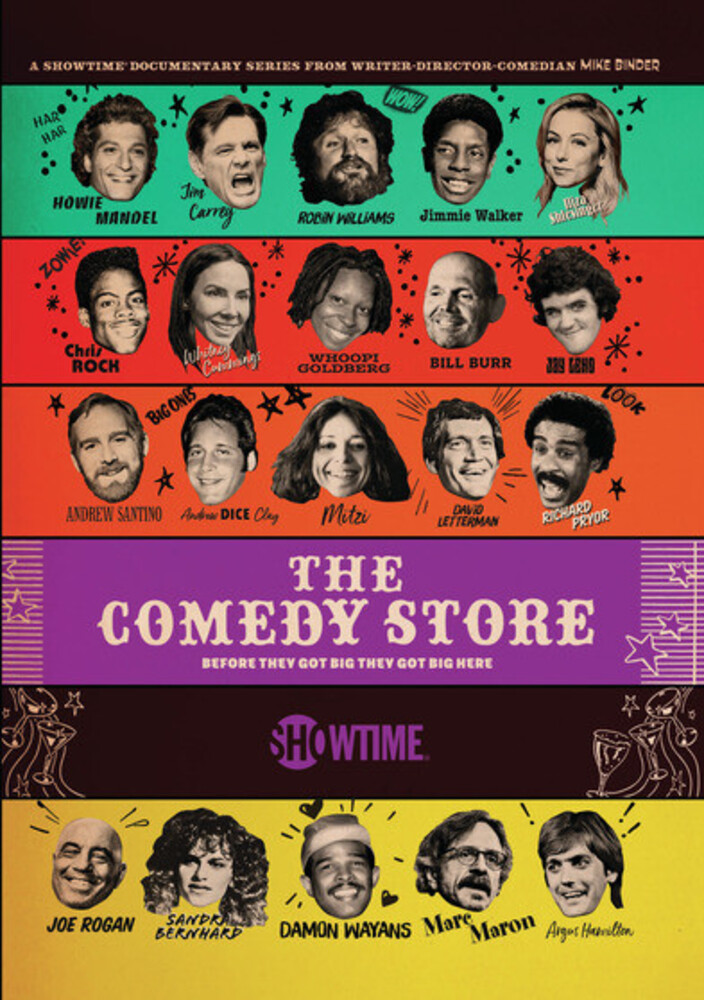 Comedy Store - The Comedy Store