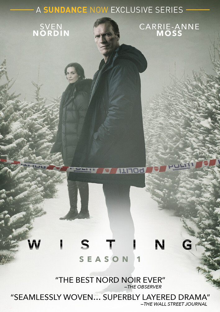 Wisting Season 1 DVD - Wisting Season 1 Dvd (3pc)