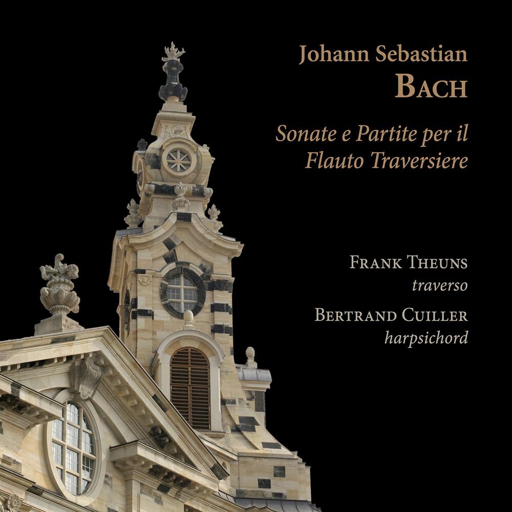J Bach .S. / Theuns / Cuiller - Sonate E Partite Per Il Flauto