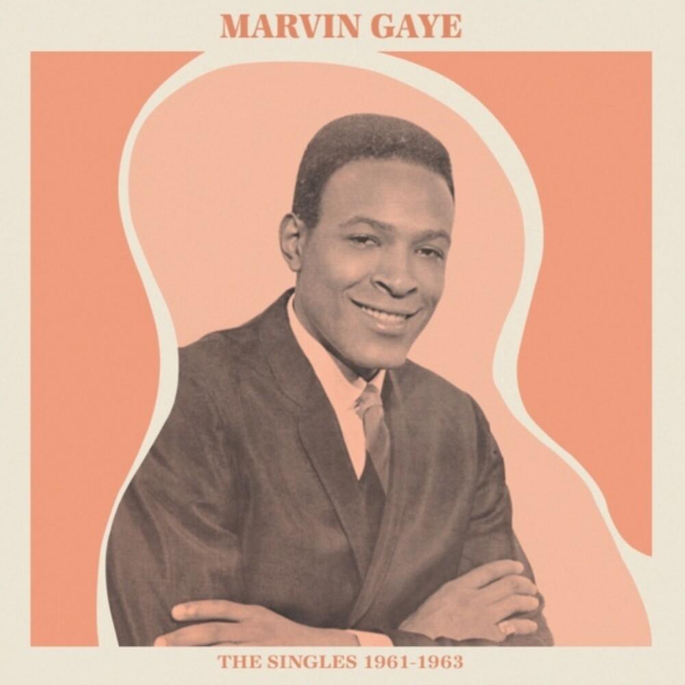 Marvin Gaye - Singles 1961-63