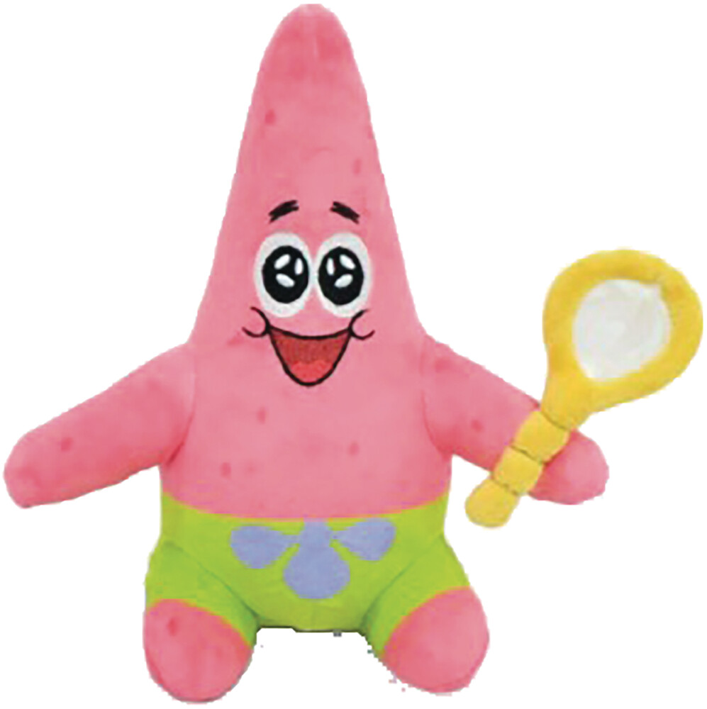 - NECA - Phunny Spongebob Jellyfishin Patrick Star 8 Plush