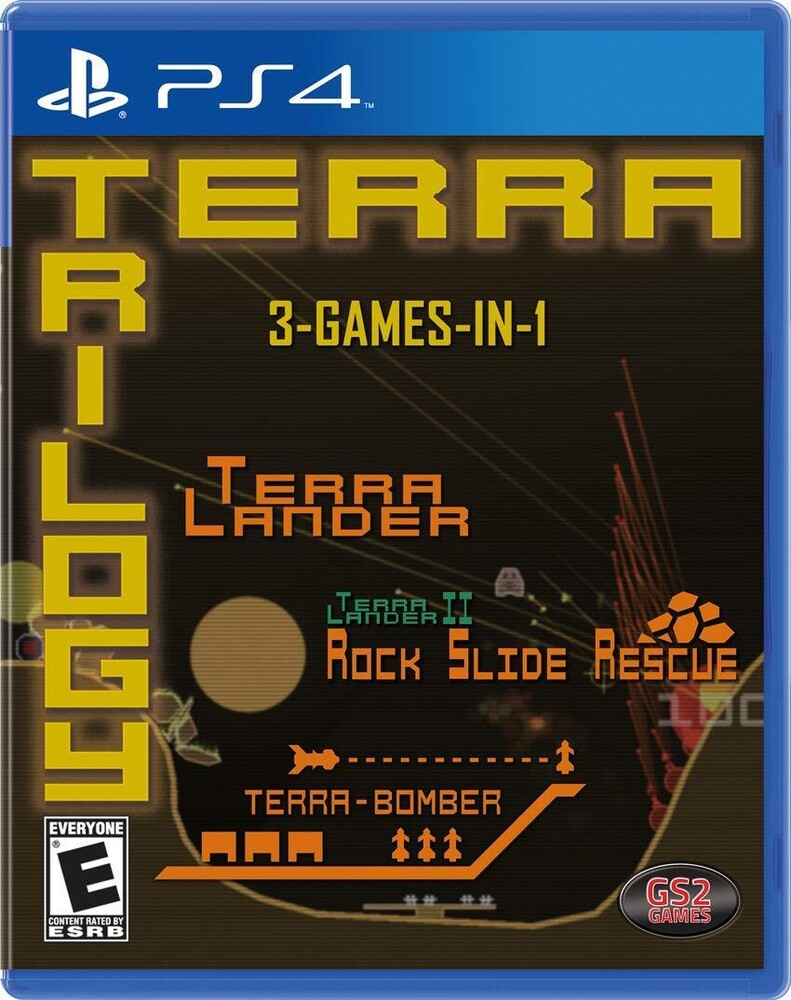 - Terra Trilogy for PlayStation 4