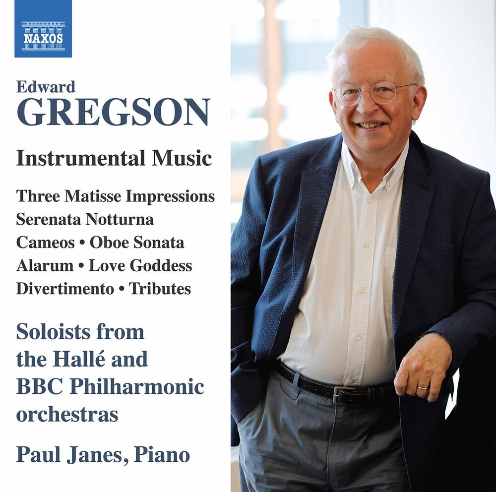 Gregson / Janes - Instrumental Music