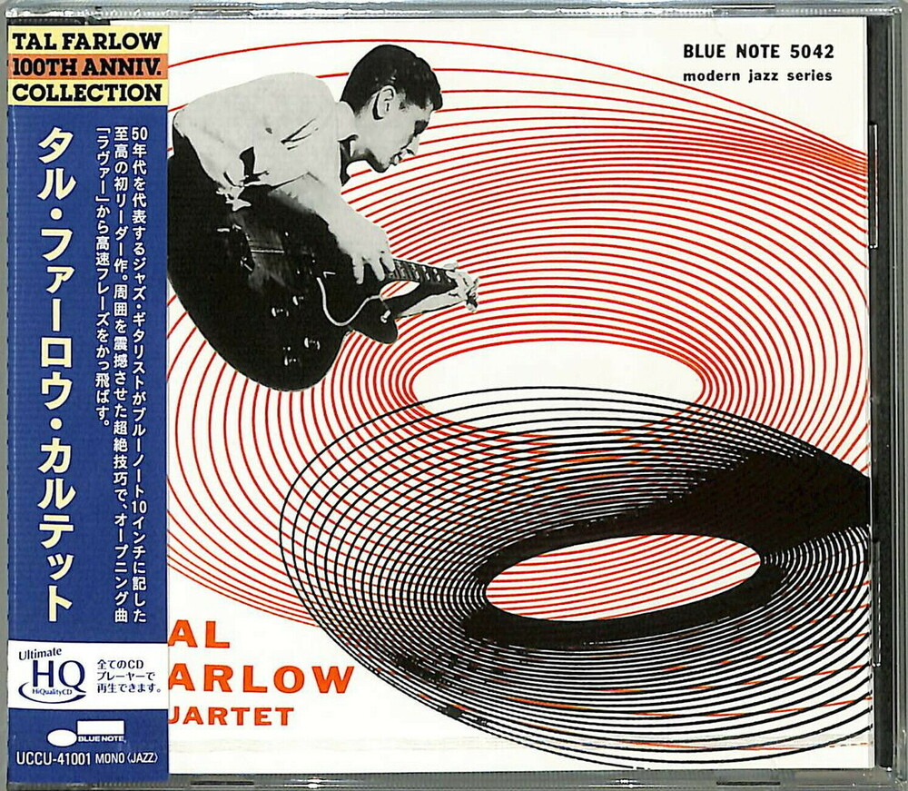 Tal Farlow - Tal Farlow Quartet (UHQCD)