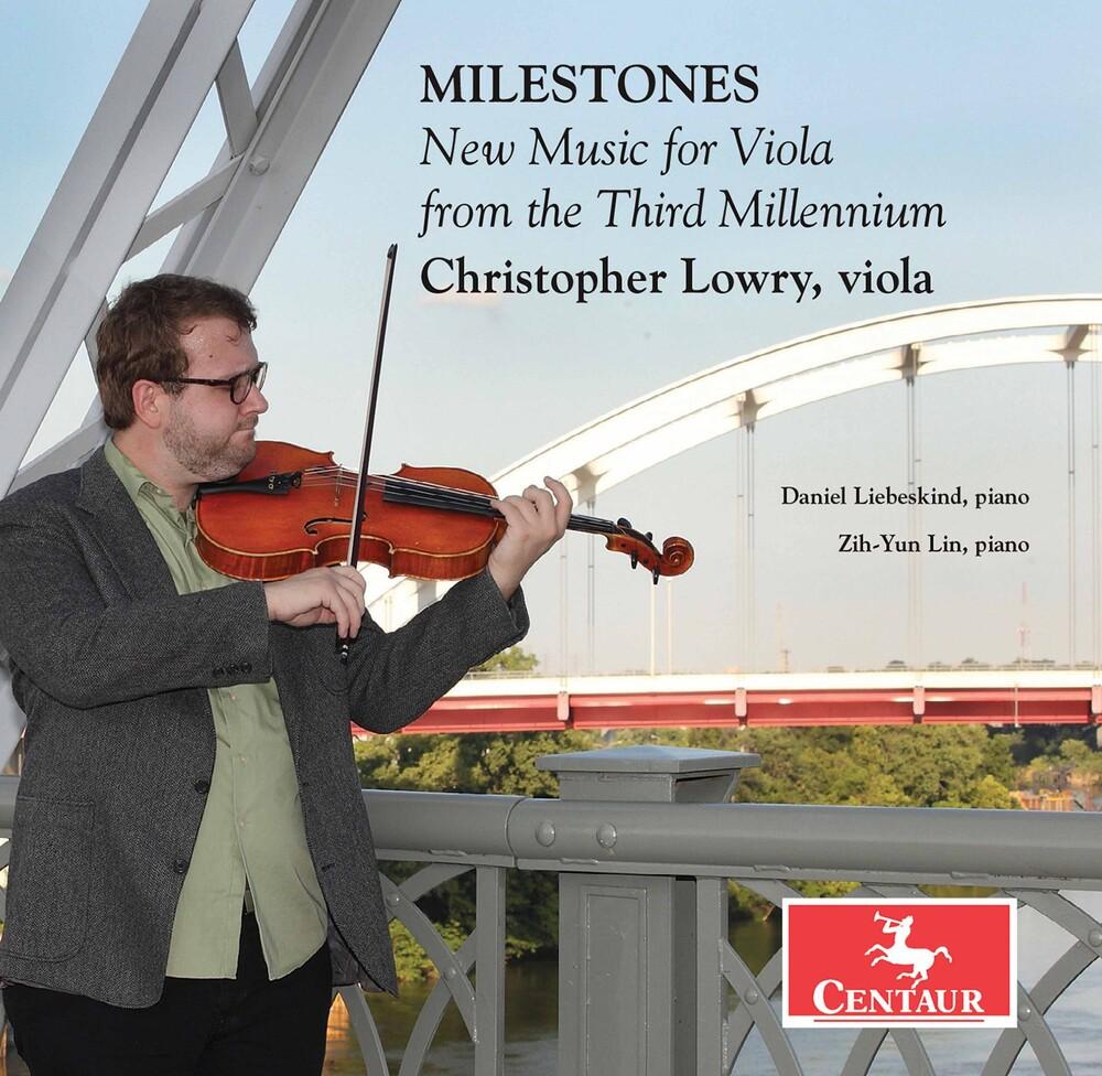 Dayton / Lowry / Lin - Milestones