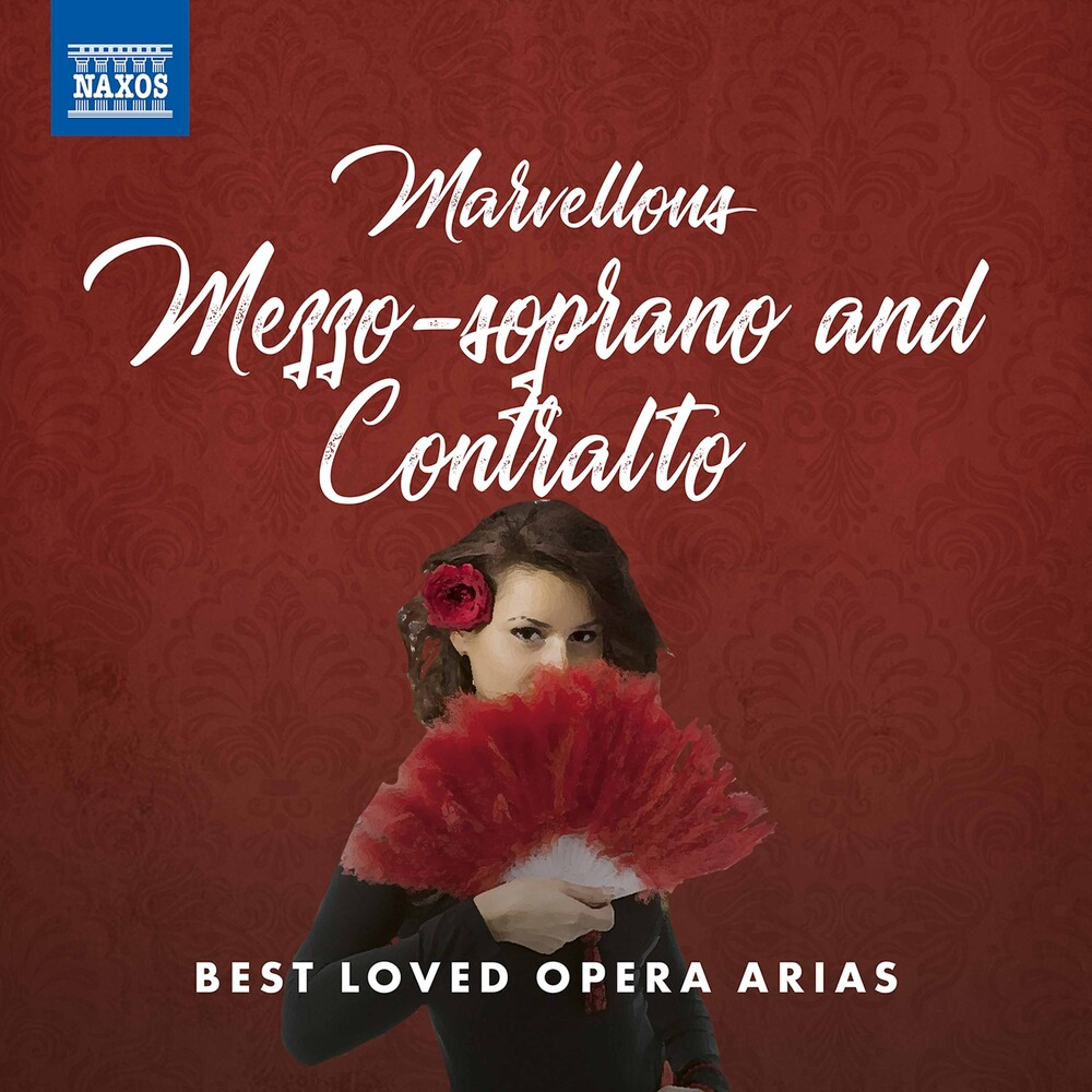 Marvellous Mezzo Soprano / Various - Marvellous Mezzo Soprano / Various